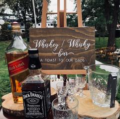 Whiskey/whisky bar