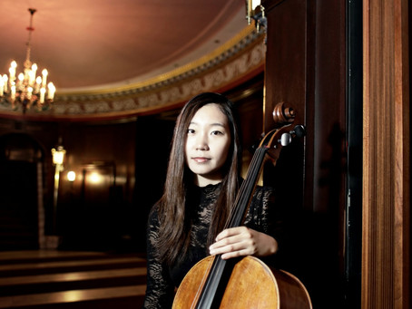 Dahae Kim of the Detroit Symphony Orchestra on December 7!