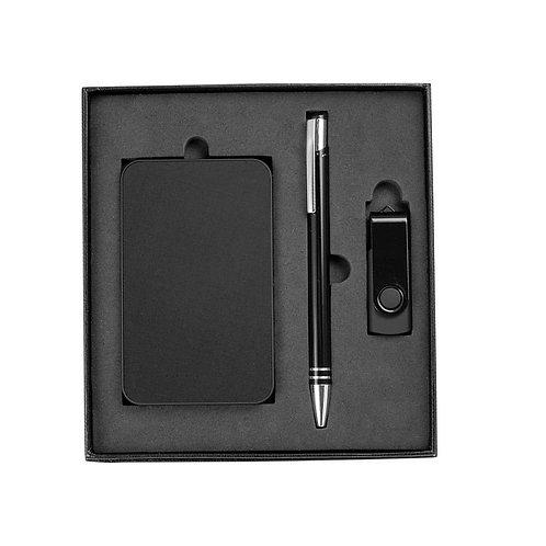 Gift Set with USB8011 Key USB & 627 Grobisen Pen