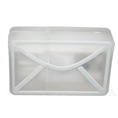 Envelope (with LED) PVC Flash Drive