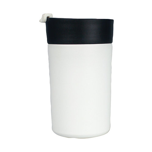 Trekk Double Walled Tumbler  - White