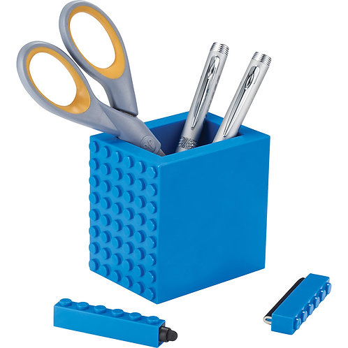 3 in 1 Tech Desktop Set - Blue