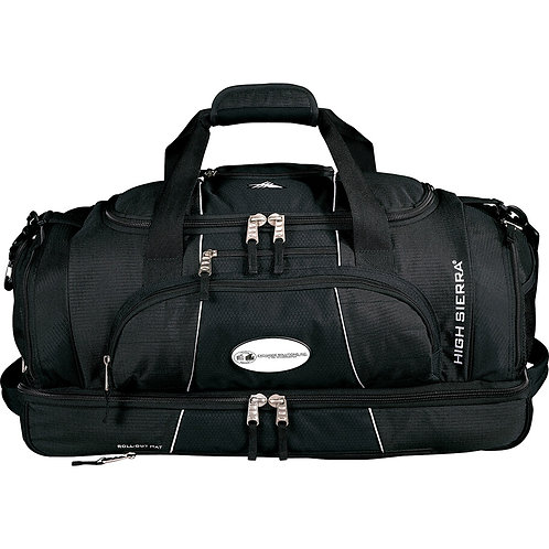 High Sierra Colossus 26 inch Drop Bottom Duffel Bag