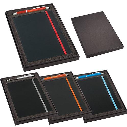 JournalBook Gift Set with JB1001 Journal & 4101 Nash Pen