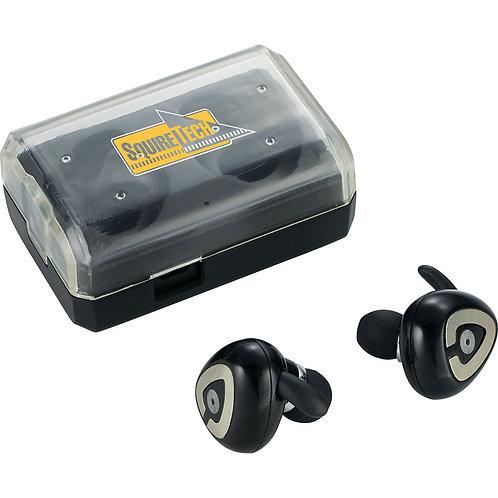 ifidelity True Wireless Bluetooth Earbuds - Black