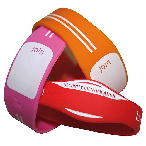 Custom Silicon Wristbands