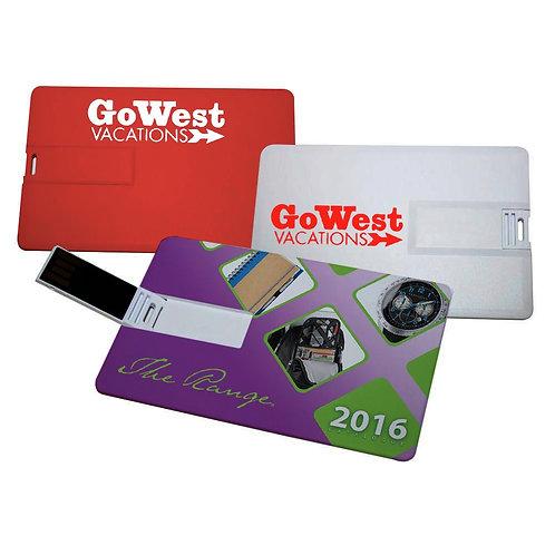Superslim Credit Card 4G White