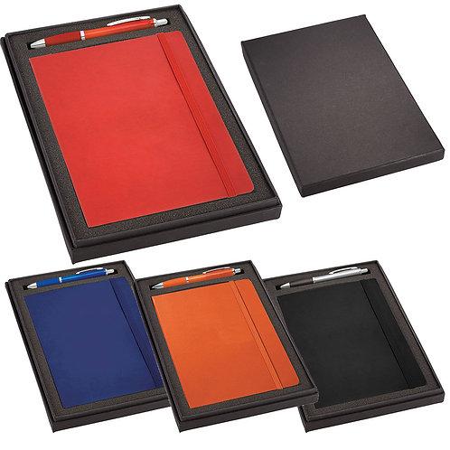 JournalBook Gift Set with 9196 Journal & 4101 Nash Pen