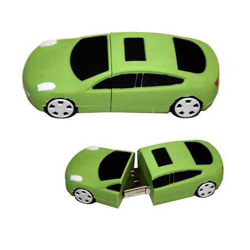 Car PVC Flash Drive