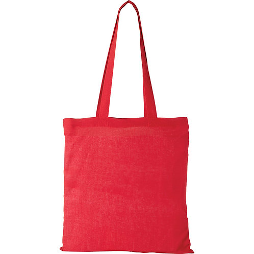 Carolina Cotton Canvas Convention Tote - Natural