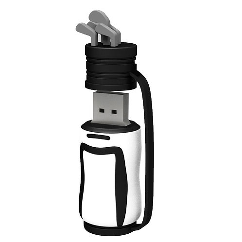 Golf Club PVC Flash Drive