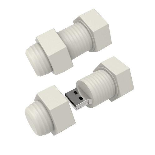 Nut & Bolt USB Flash Drive