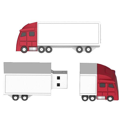 Freight Truck USB Flash Drive