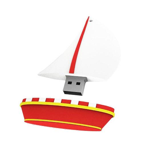 Yacht PVC Flash Drive