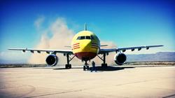 A300 freighter reactivation Jet Test