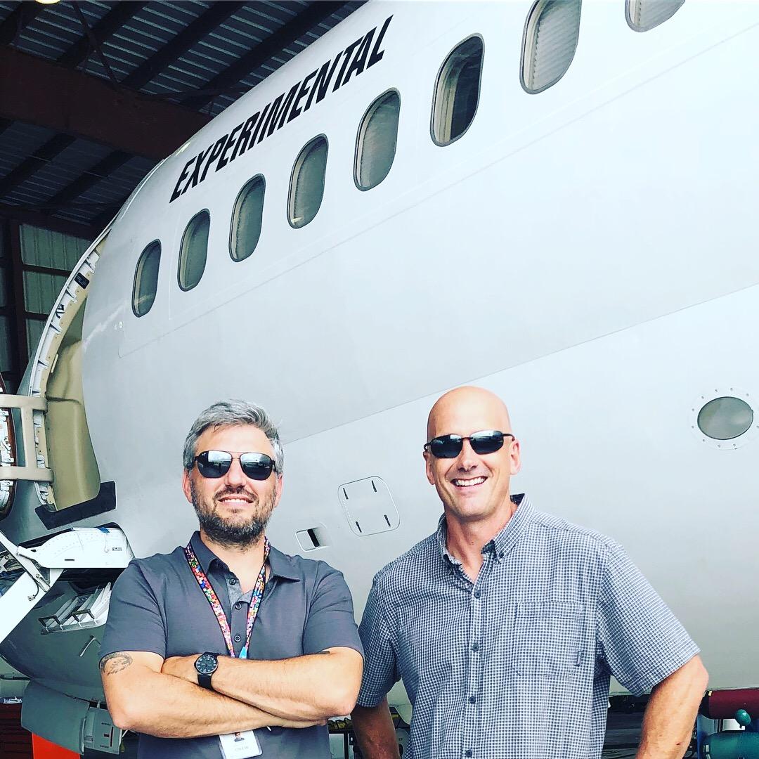 MD-87 VIP