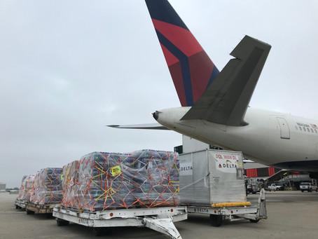 Delta Delivers!