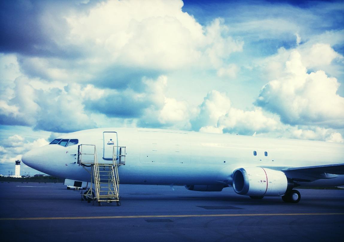 737 PTF Ferry Jet Test