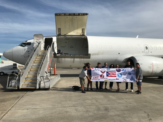 HLP First Dedicated Heavy Lift Operation to Ponce!