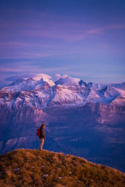 Mood Berner Alpen