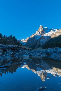 Awesome Swiss Mountain