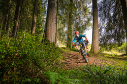 Bike Shooting Beatenberg