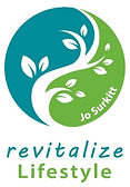 2016 09 Revitalize Life style Logo - col