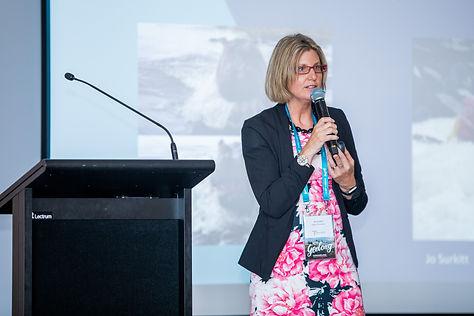 Jo Surkitt Keynote speaker