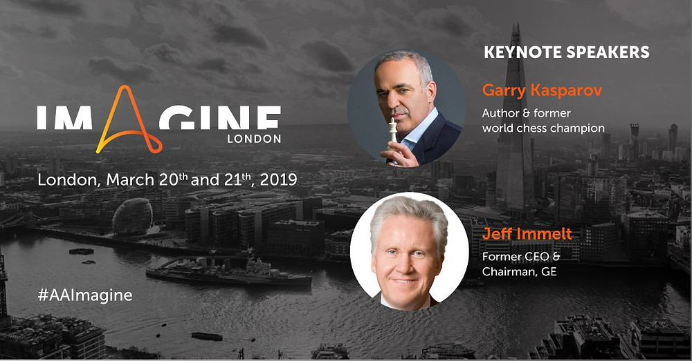 Automation Anywhere Imagine Conference 2019