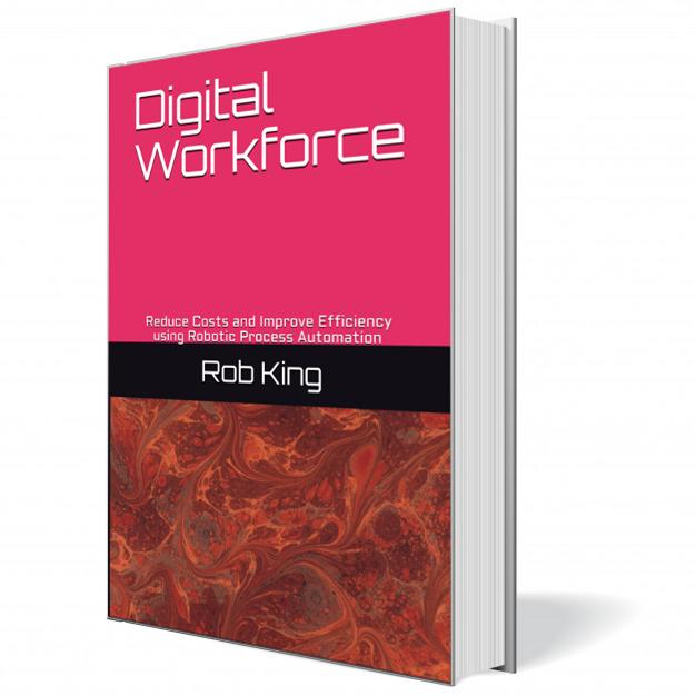 New Book: Digital Workforce