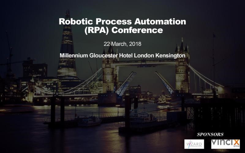 It's RPA, not Magic: Presentations from the Wzards.