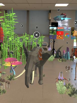 TwinWorld Brings the Animal Kingdom to Life in Samsung C-Lab Demo