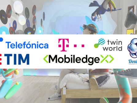 Real-world metaverse 'TwinWorld' selected as 5G Telco Edge Cloud testbed for 3 mobile carriers