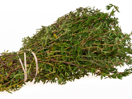 What is thyme?