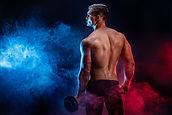 closeup-handsome-power-athletic-man-body