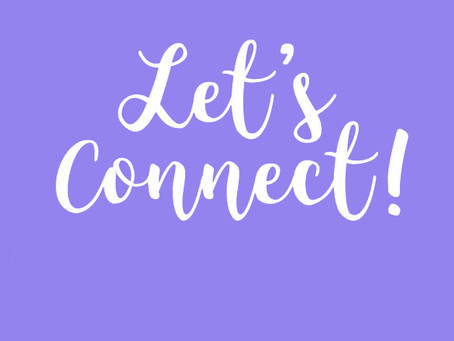 Join a Connect Group!