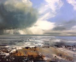 Storm over  Dumfrieshire