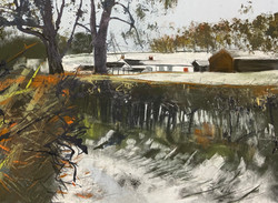 Autumn Frost, Manor Farm