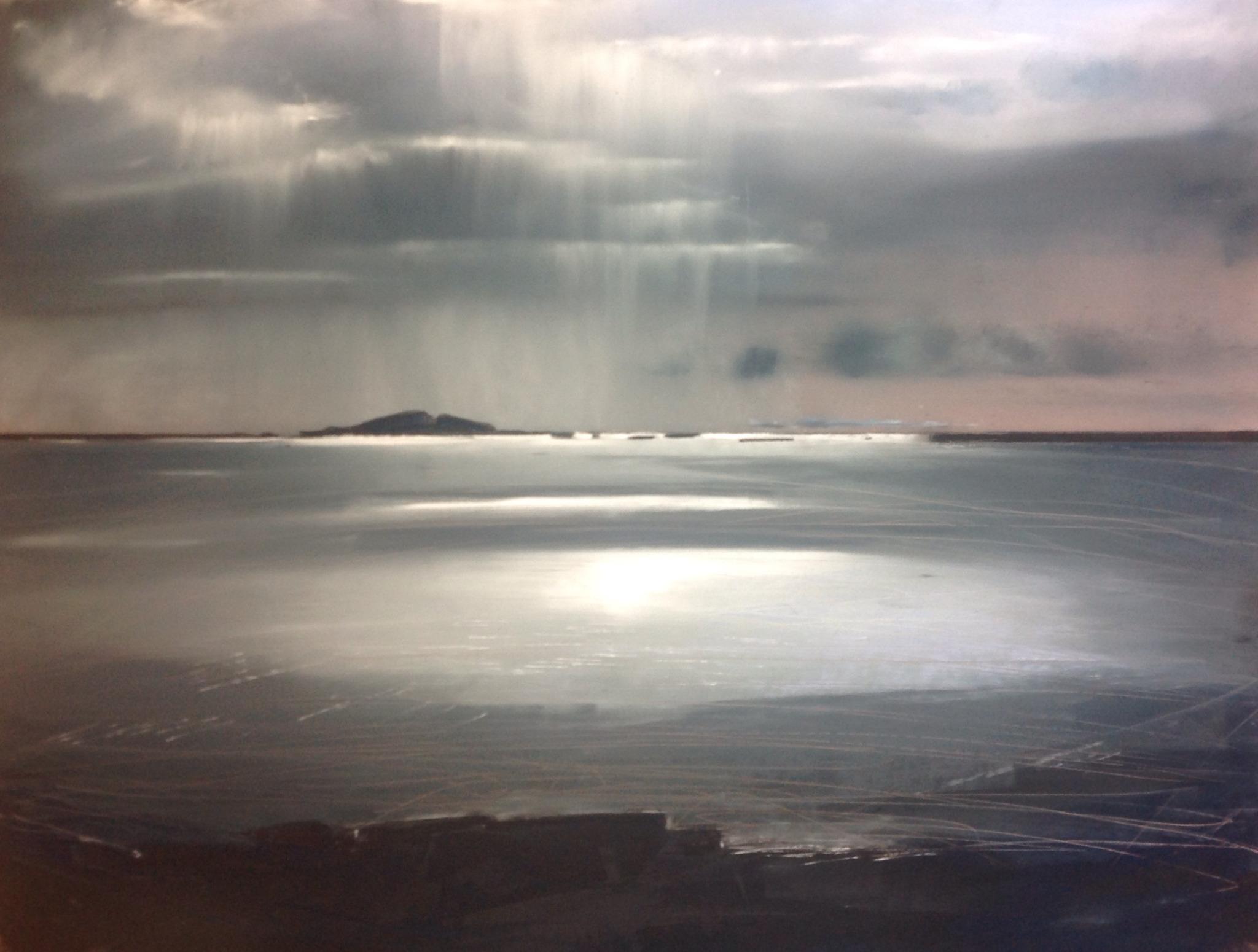 Sunset over Treshnish