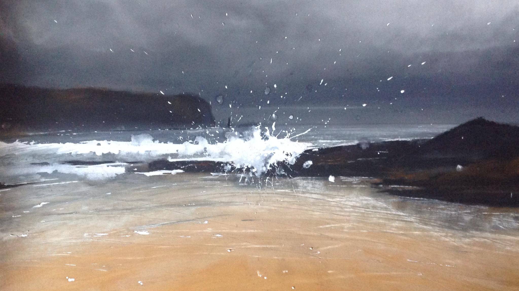 Wave breaks
