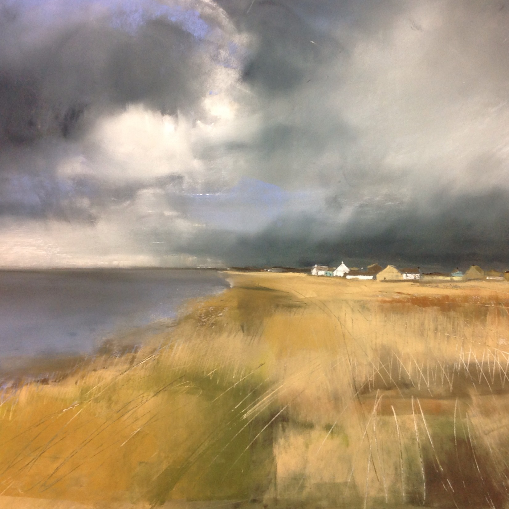 Allonby shore