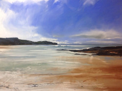 Summers day - Sandwood Bay