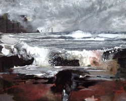 Sandwood Storm