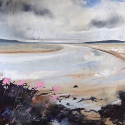 Low tide channel, Luskintyre