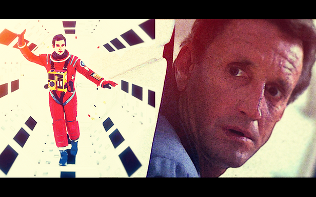 Episode 001: 2001: A Space Odyssey vs. 2010: The Year We Make Contact