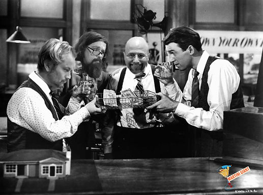 Episode 056: It's a Wonderful Life & The Family Man