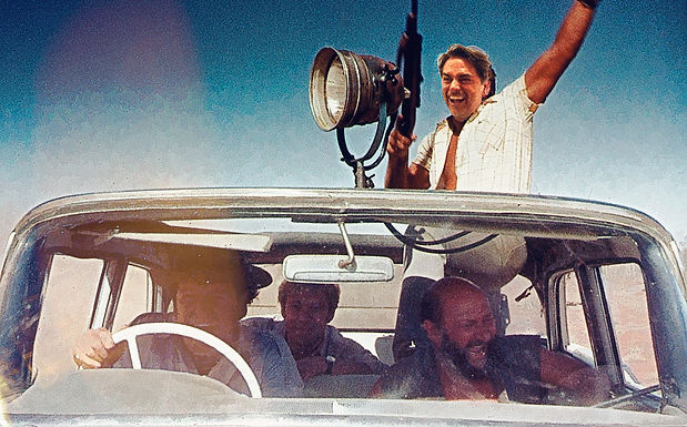 Episode 011: Wake in Fright with Joe Farrell