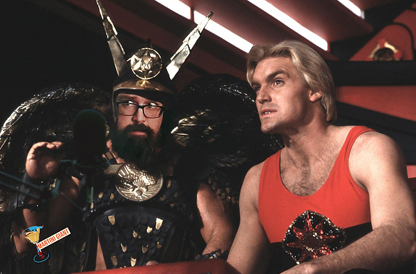 Episode 072: Flash Gordon and Highlander