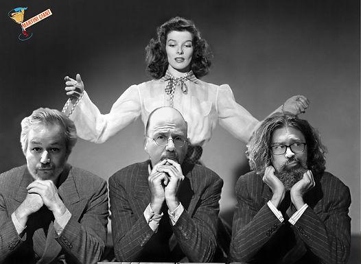 Episode 023: Bridget Jones's Diary & The Philadelphia Story