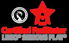 LSP_CertifiedFacilitator_Logo_RedBlack_W